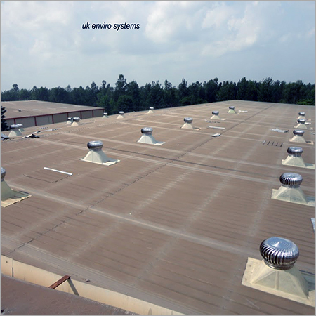Rooftop Air Ventilators