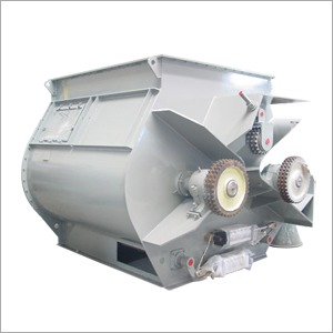 Double Shaft Mixture Machine