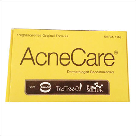Acne Care Soap