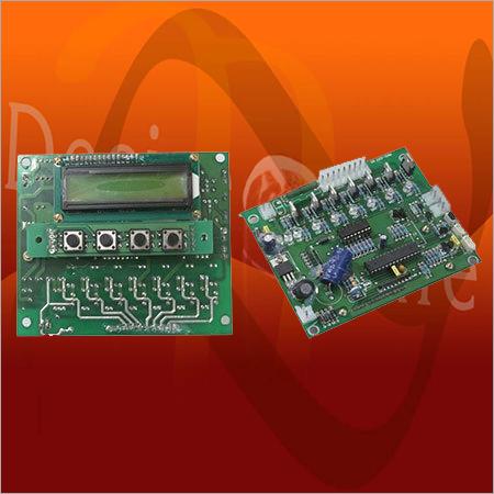 Vending Machine Circuits