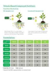 Nitrate Based Compound Fertilizer