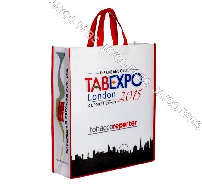 Printed Exhibition Bags