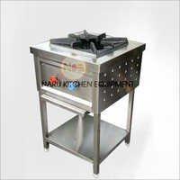 Single Burner Cooking Gas Range