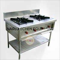 Two Burner Cooking Gas Range