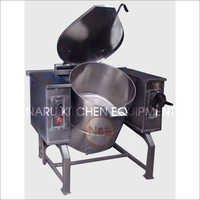 SS Commercial Tilting Boiling Pan