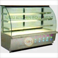 SS Cold Display Pastry Counter