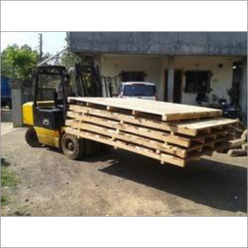 2 Wooden Heavy Pallets