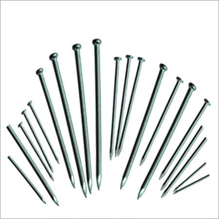 Low Head Wire Coil Nail