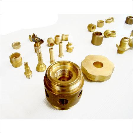 Brass Valve Components