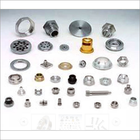 Stainless Steel Components