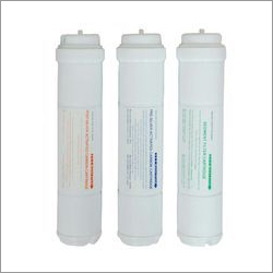 Silver Activated Carbon Cartridge