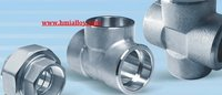 Alloy Steel Forged Fittings F1, F5 , F9, F11, F12,