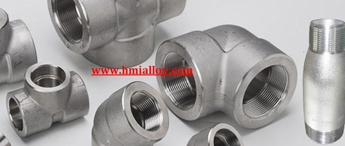 Inconel Alloy 600/601/625/718 Forged Fittings