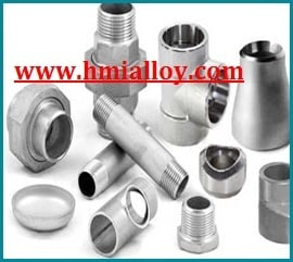 Super Duplex Steel 2507 UNS S32750 Forged Fittings