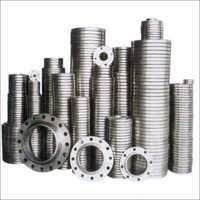 Commercial MS Flange