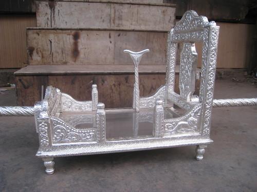 Silver Palki of Sai