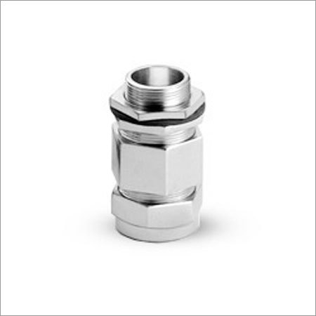 Double Compression Flameproof Cable Gland