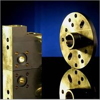 Precision Machined Engine Parts