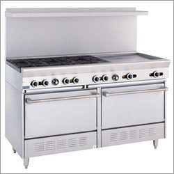 Kitchen Gas Range