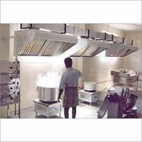Commercial Modern Kitchen