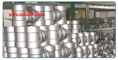 Nickel Alloy 200 / 201 Forged Fittings