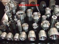Monel Alloy 400/K500 Forge Fitting UNS N04400/5500