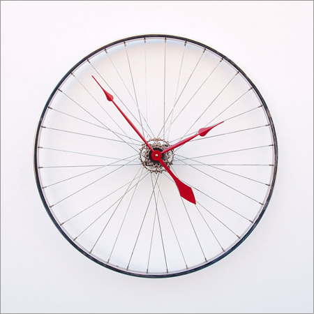 Bicycle Wall Watch