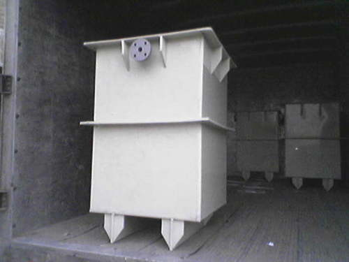 Industrial PP Tanks