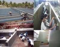 Wall Tank FRP Lining Services