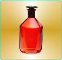 Amber Colour Reagent Bottles