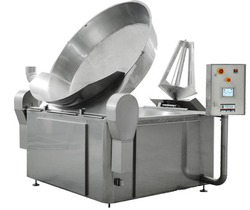 Batch Fryer
