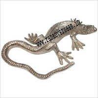 Aluminium Metal Lizard AMF 10027