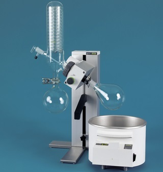 Rotary Vacuum Flask Evaporator