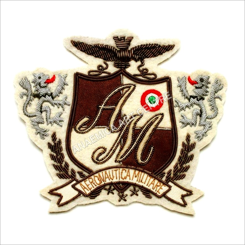 Aeronautica Military badge