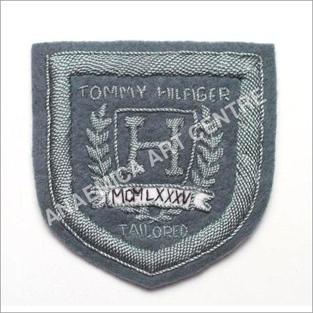 Blazer Thread Badge