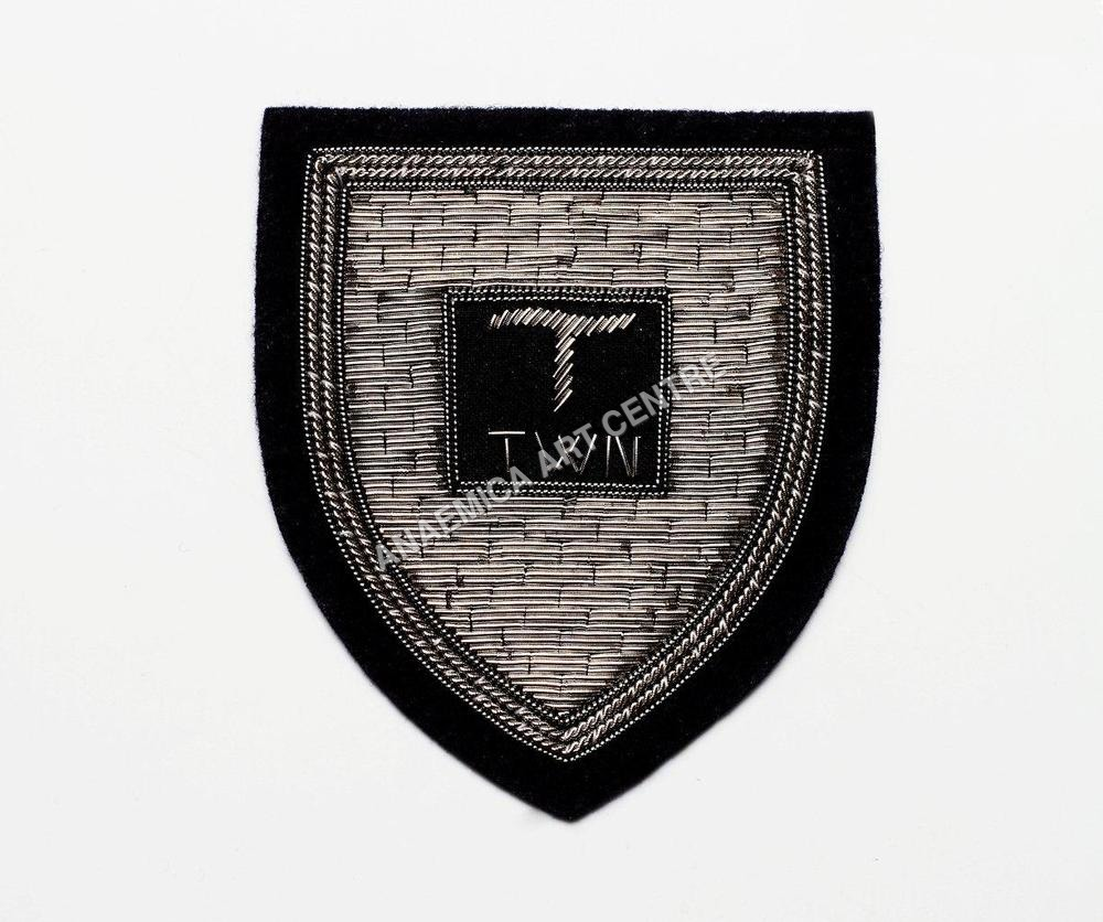 TWN embroidered crest