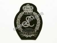 lyle & scott bullion patch