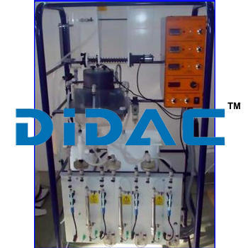 Solid Liquid Extraction Unit