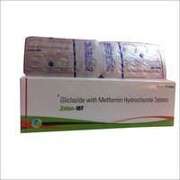 Gliclazide Metformin Hydrochloride Tablets
