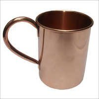 CMG-02 Pure Copper Mug 3x4 inch