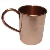 CMG-02 Pure Copper Mug 3x4 inch