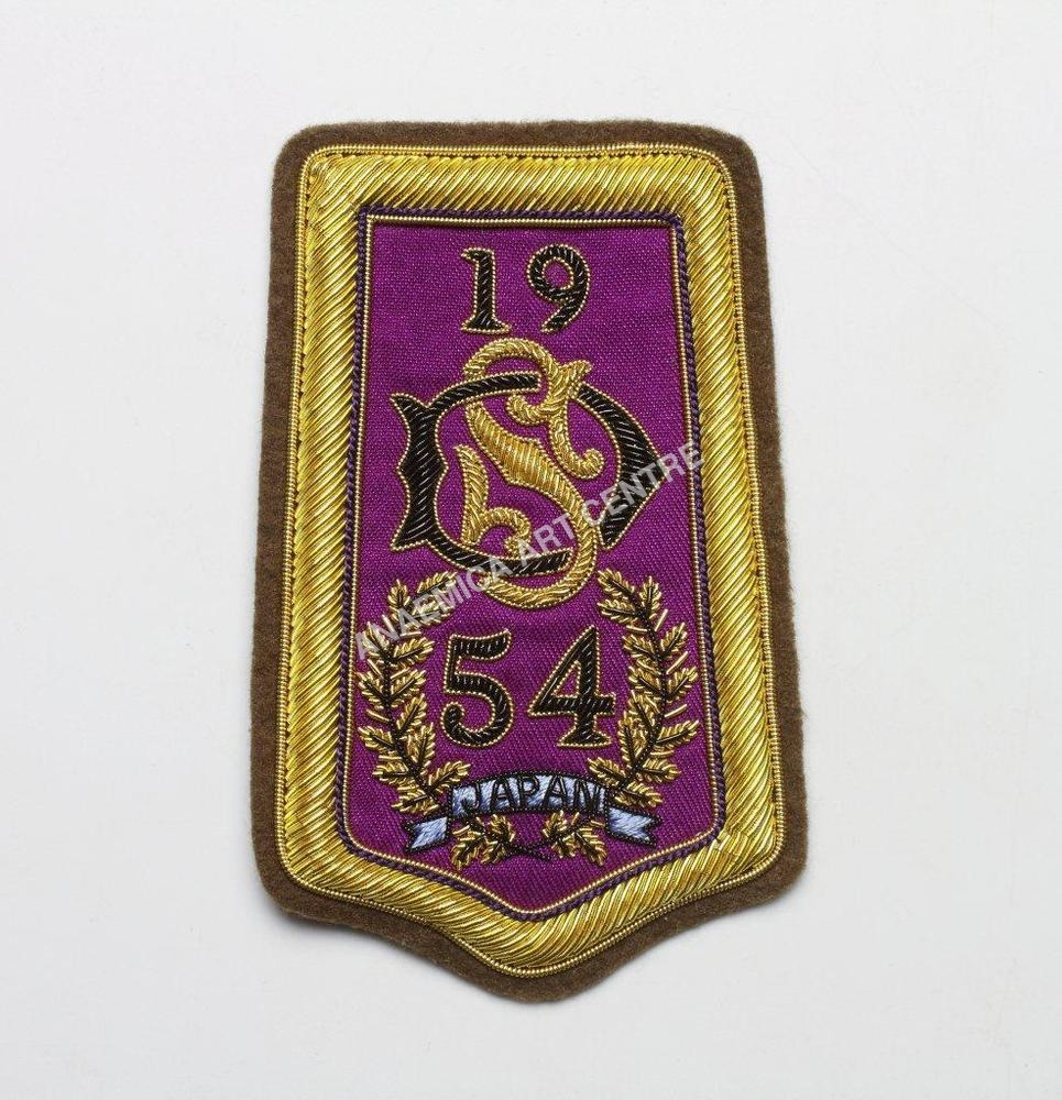 Japanese badges