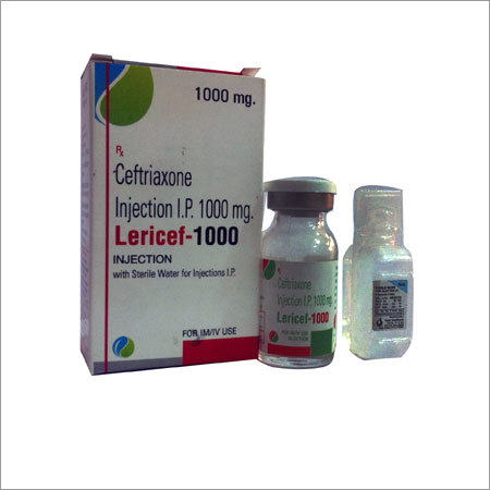 Ceftriaxone Injection Tablets