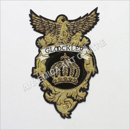 Gloockler bullion badge