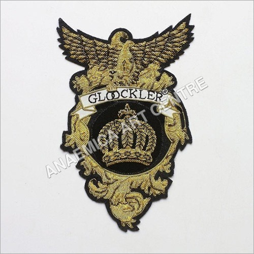 Gloockler bullion badge