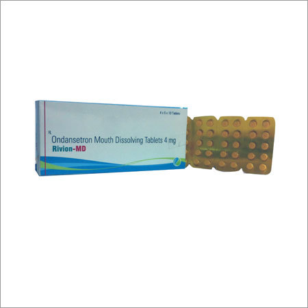 Ondansetron Mouth Dissolving Tablets 4 mg