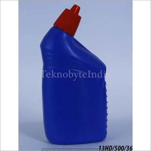 HDPE BOTTLES FOR TOILET CLEANER