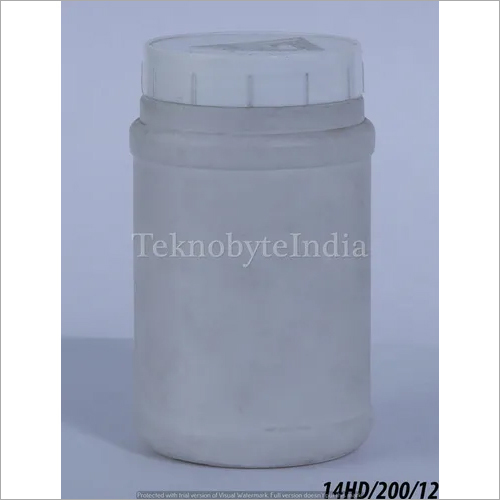 HDPE JAR FOR TABLET