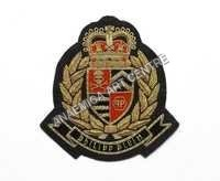 Ribbon blazer Badge