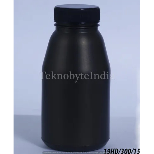 Natural HDPE Plastic Spice Bottles
